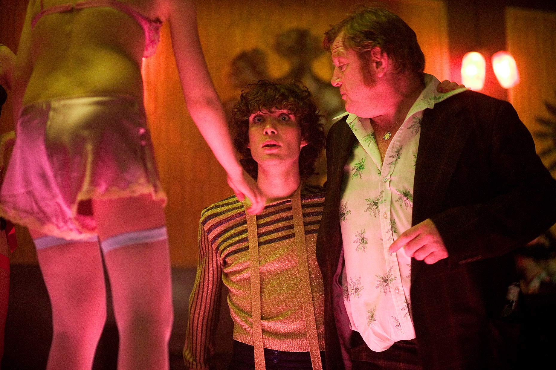 BREAKFAST ON PLUTO Cillian Murphy and Brendan Gleeson (1)