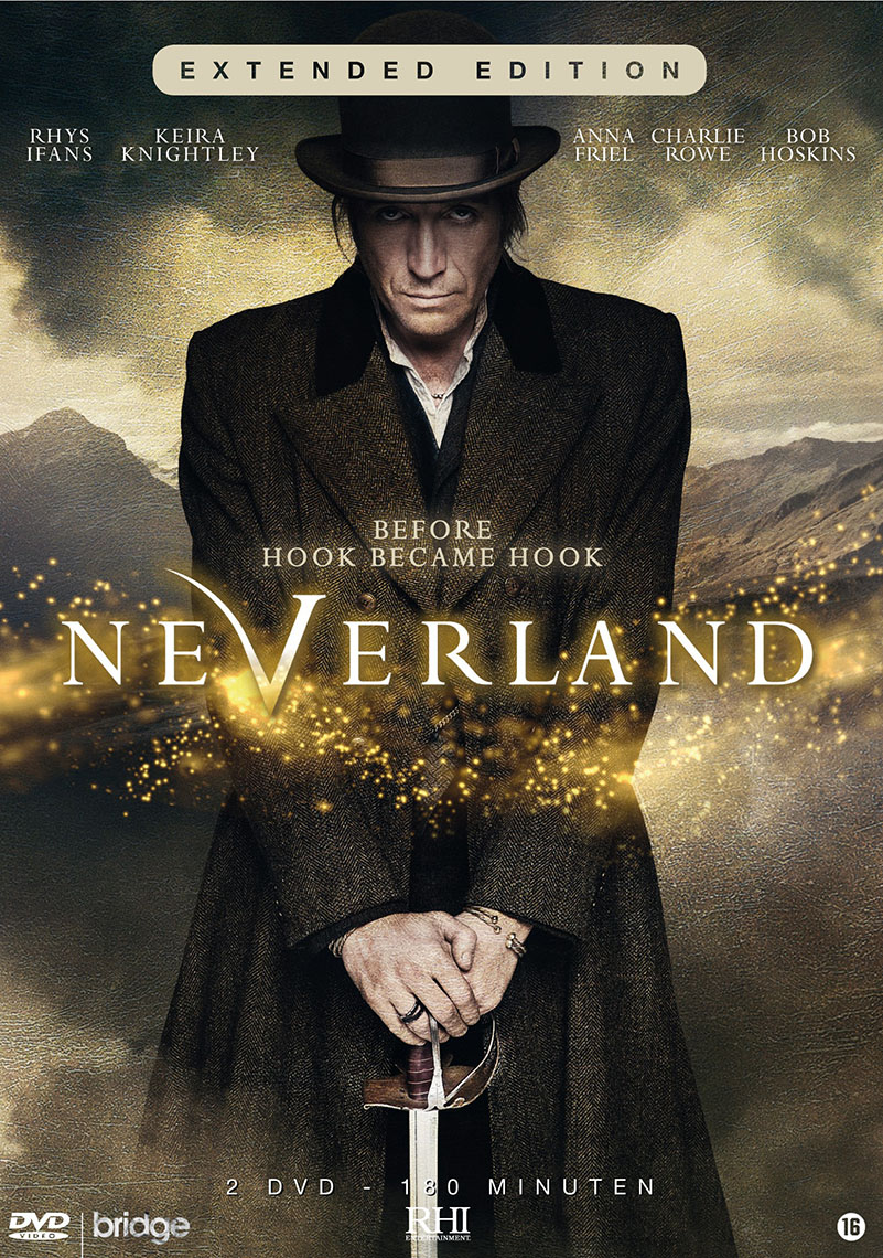 NEVERLAND Poster with Rhys Ifans