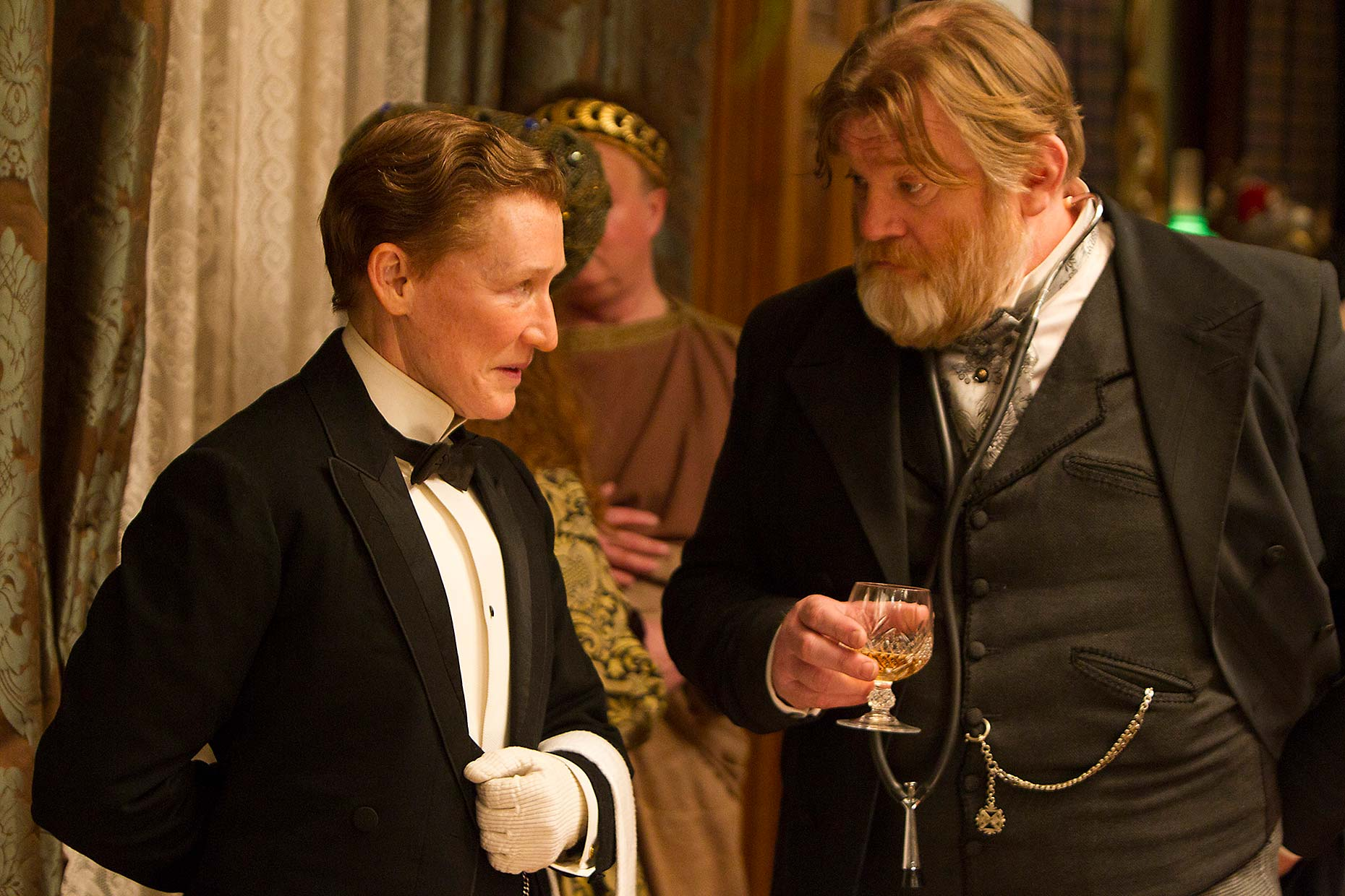 ALBERT NOBBS : Glenn Close and Brendan Gleeson (2)