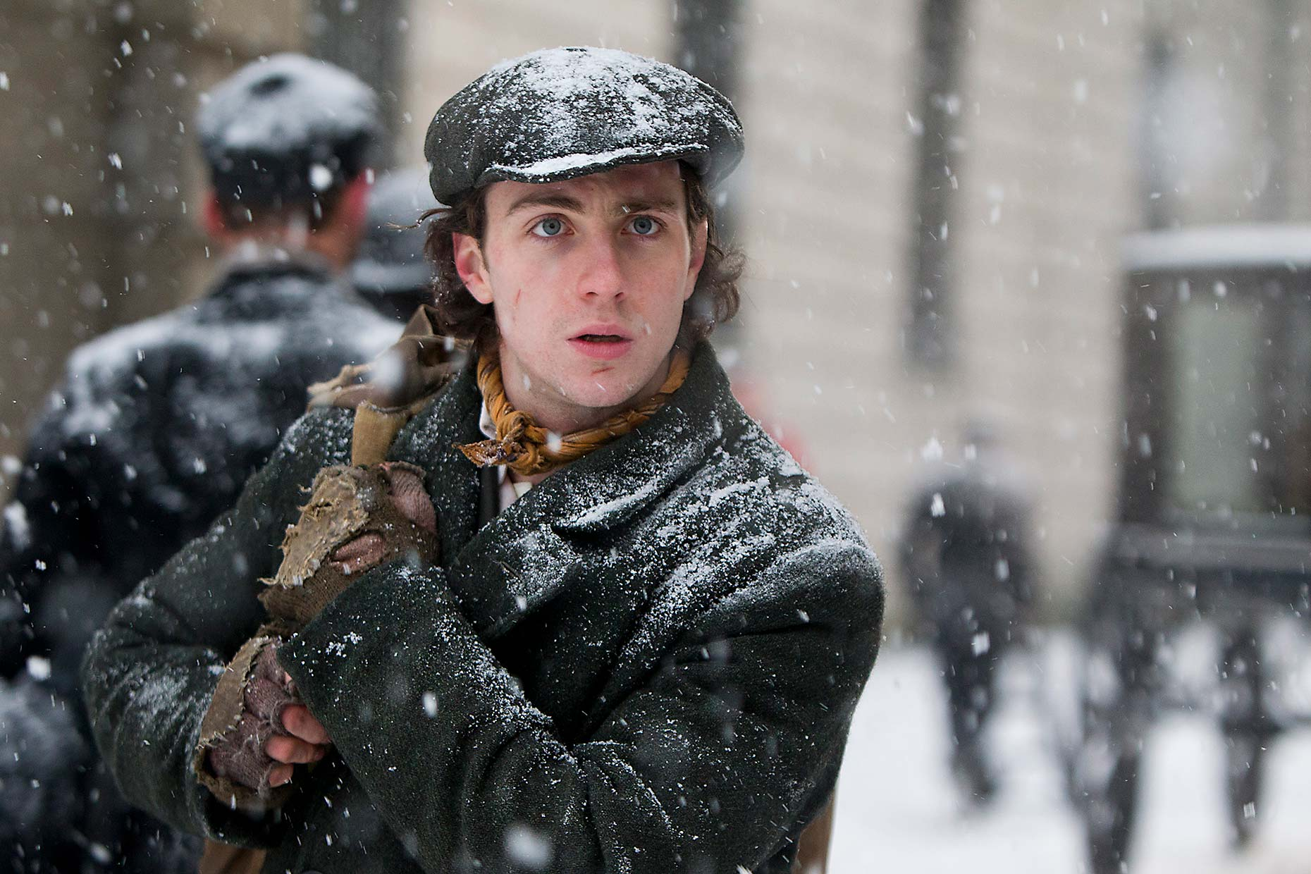 ALBERT NOBBS : Aaron Taylor-Johnson