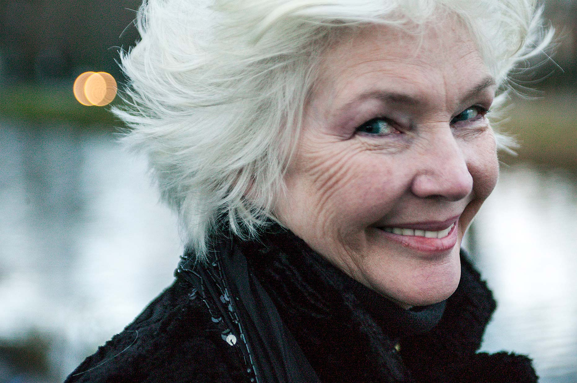 Actor Fionnuala Flanagan