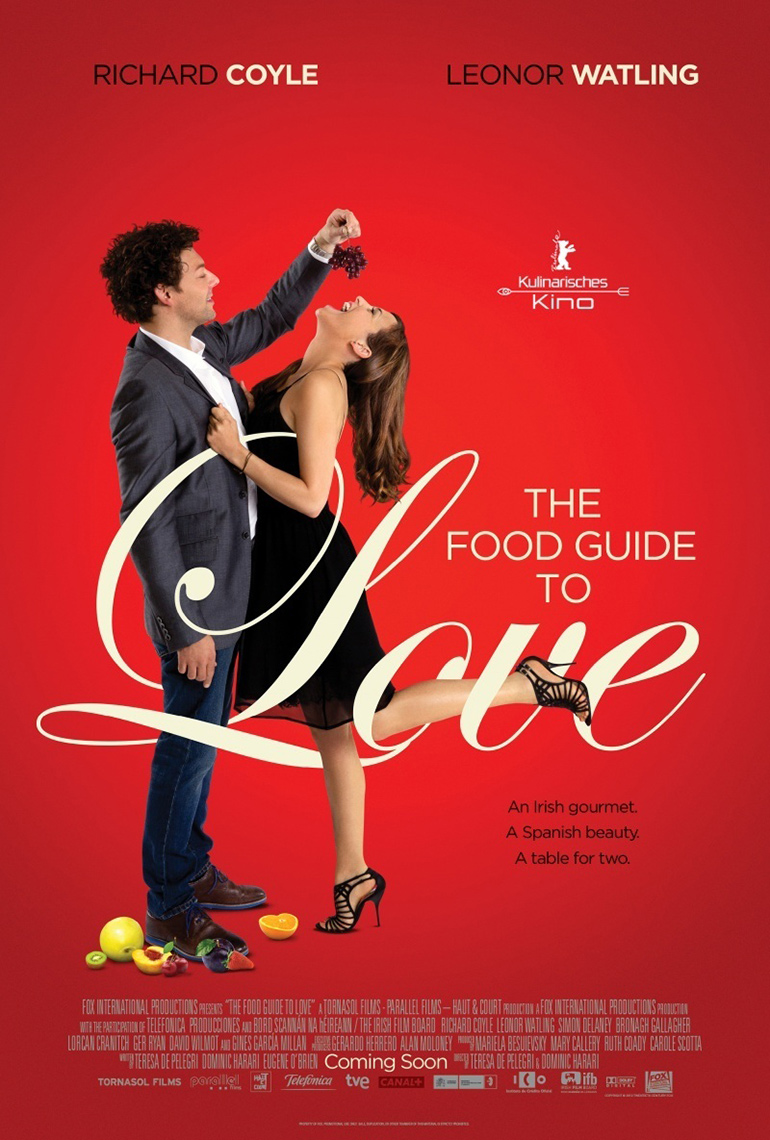FOOD GUIDE TO LOVE Poster