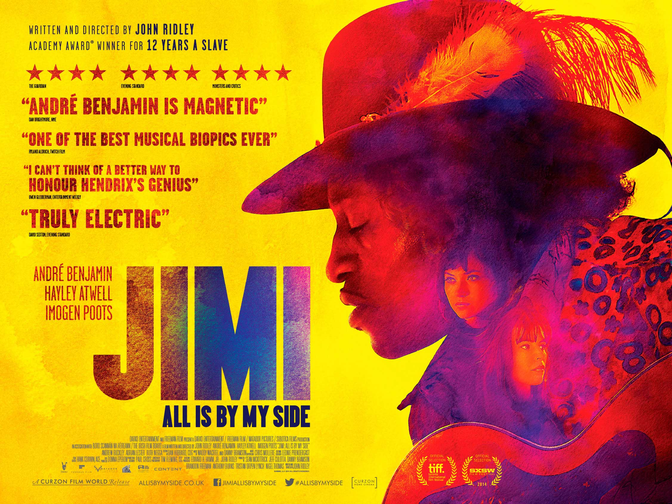 JIME; ALL IS BY MY SIDE Poster