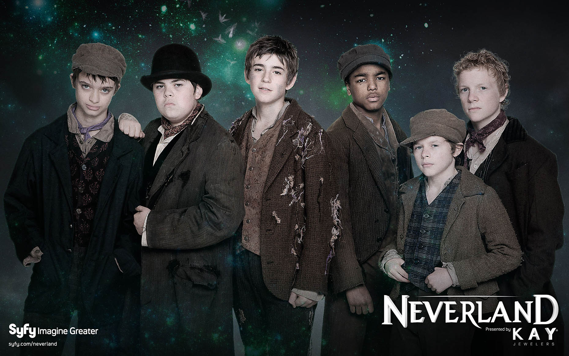 NEVERLAND Lost Boys Poster