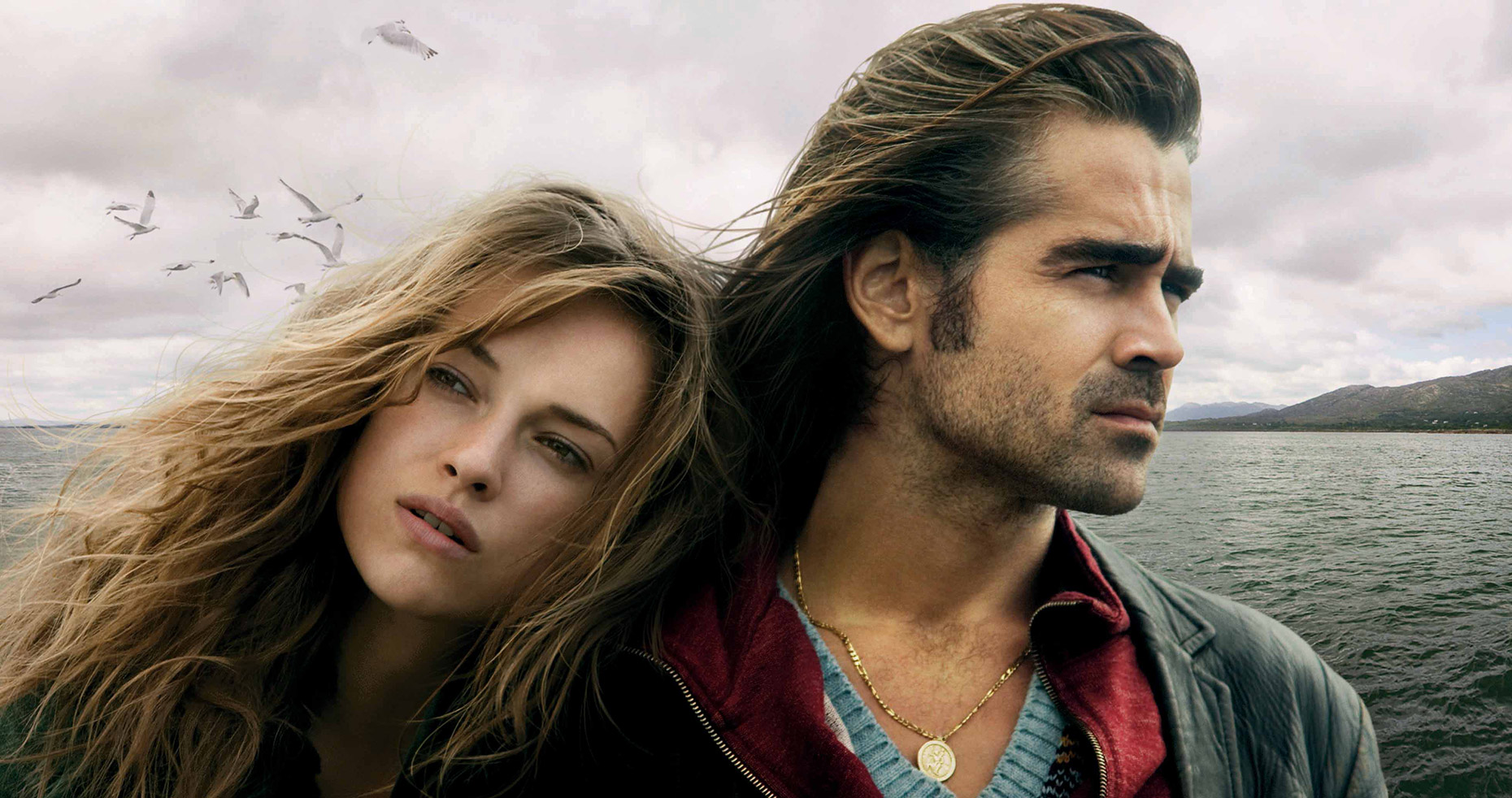 ONDINE Alicja Bachleda and Colin Farrell