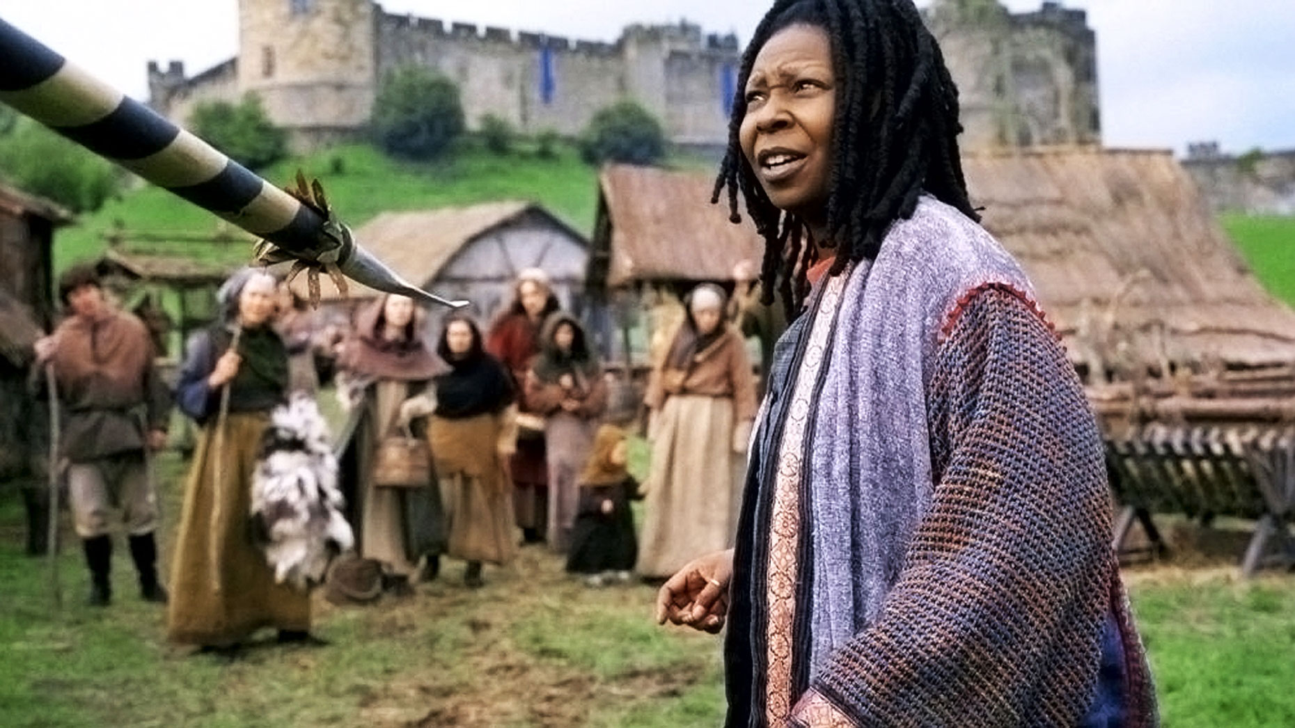 A KNIGHT IN CAMELOT : Whoopi Goldberg