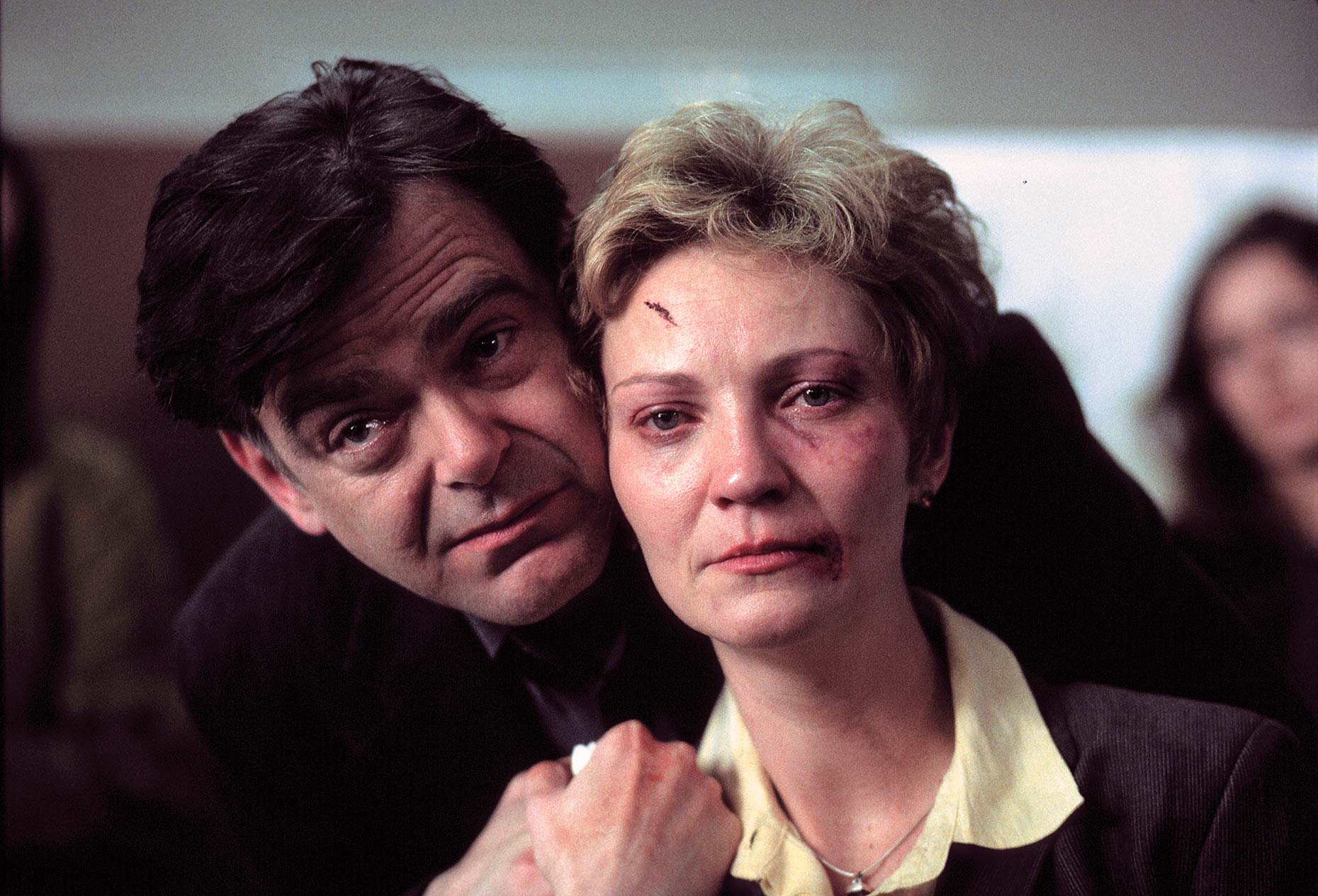 WHEN THE SKY FALLS Joan Allen and Kevin McNally