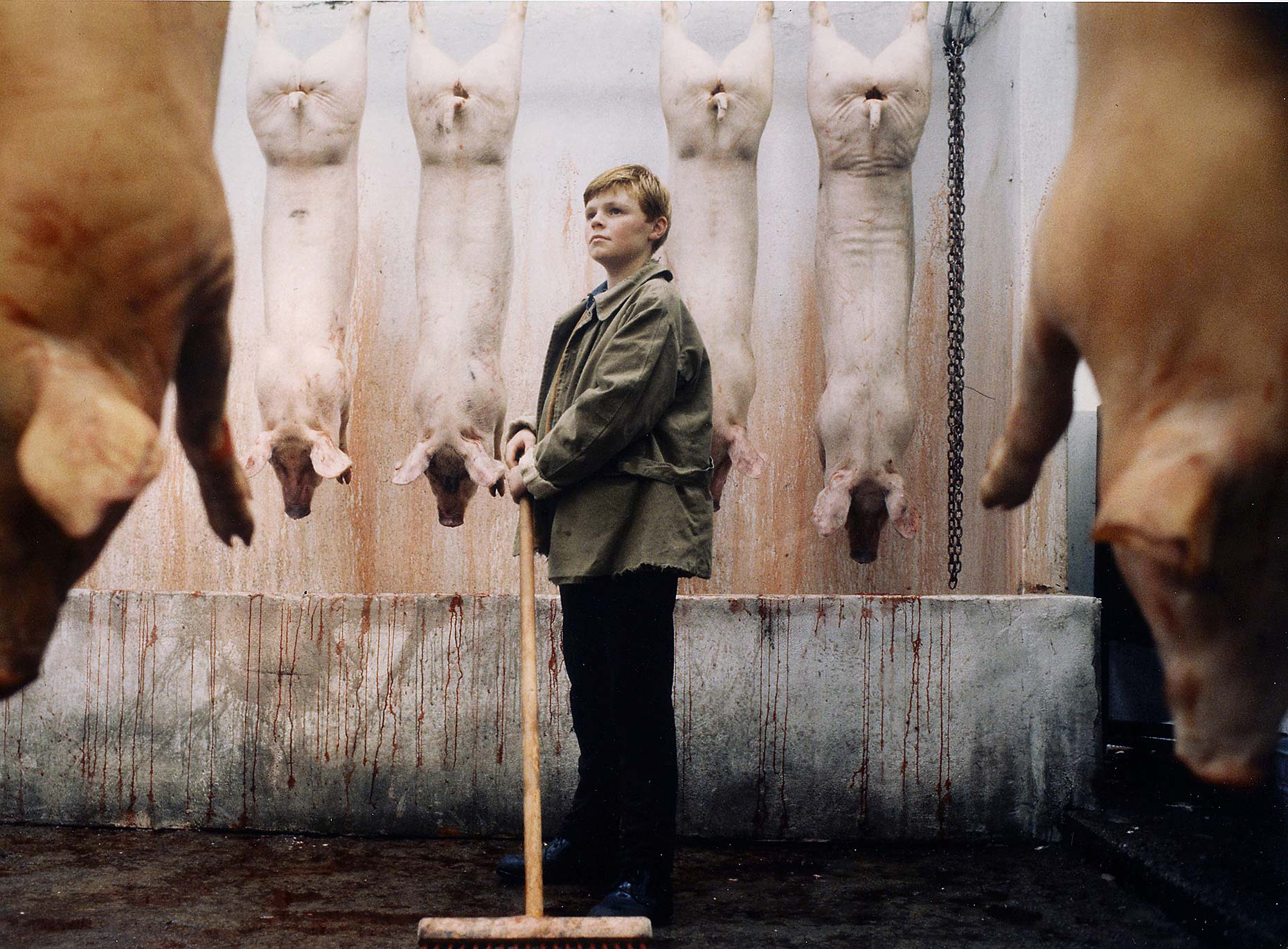 THE BUTCHER BOY : Eamonn Owens (1)