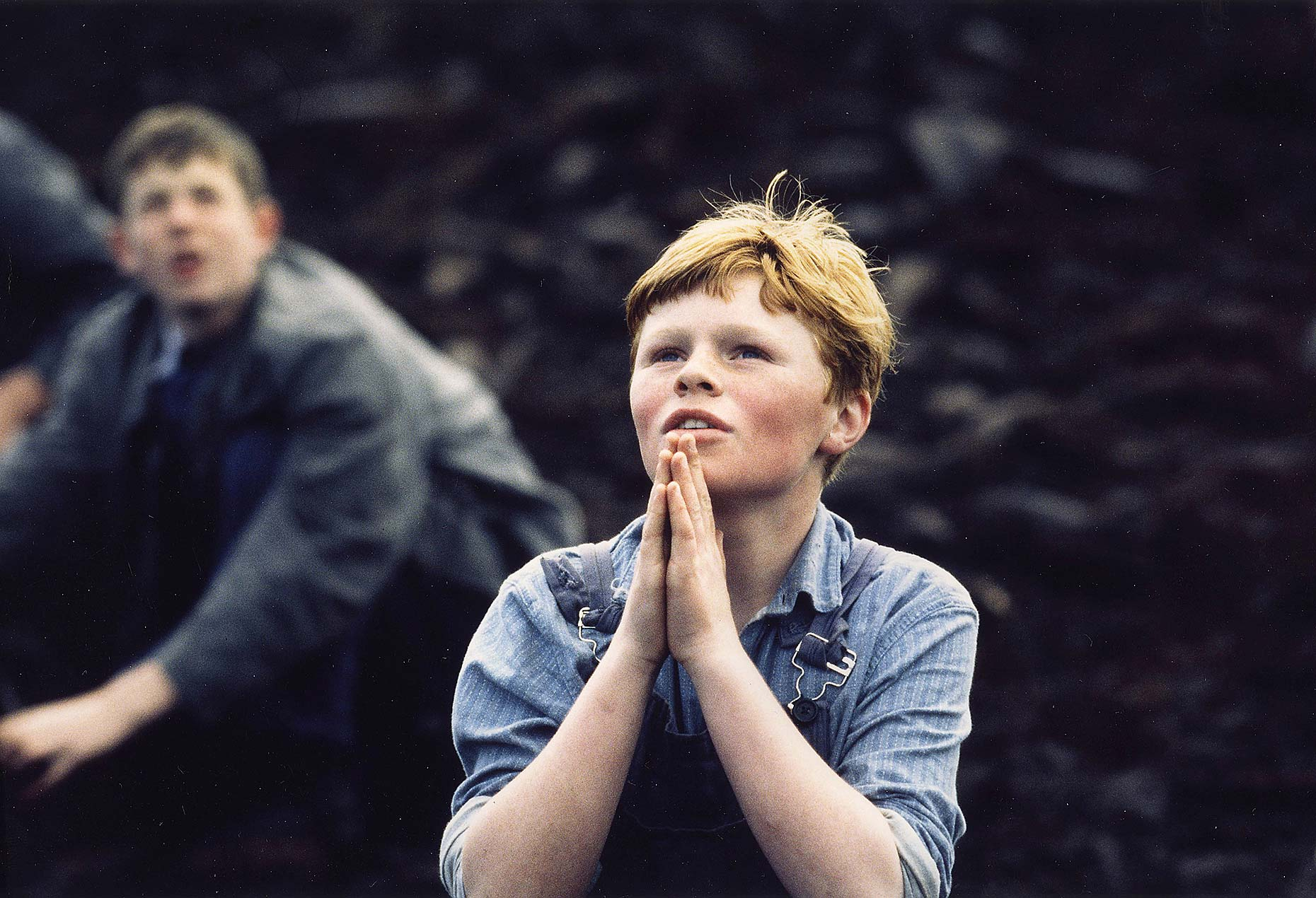 THE BUTCHER BOY : Eamonn Owens (7)