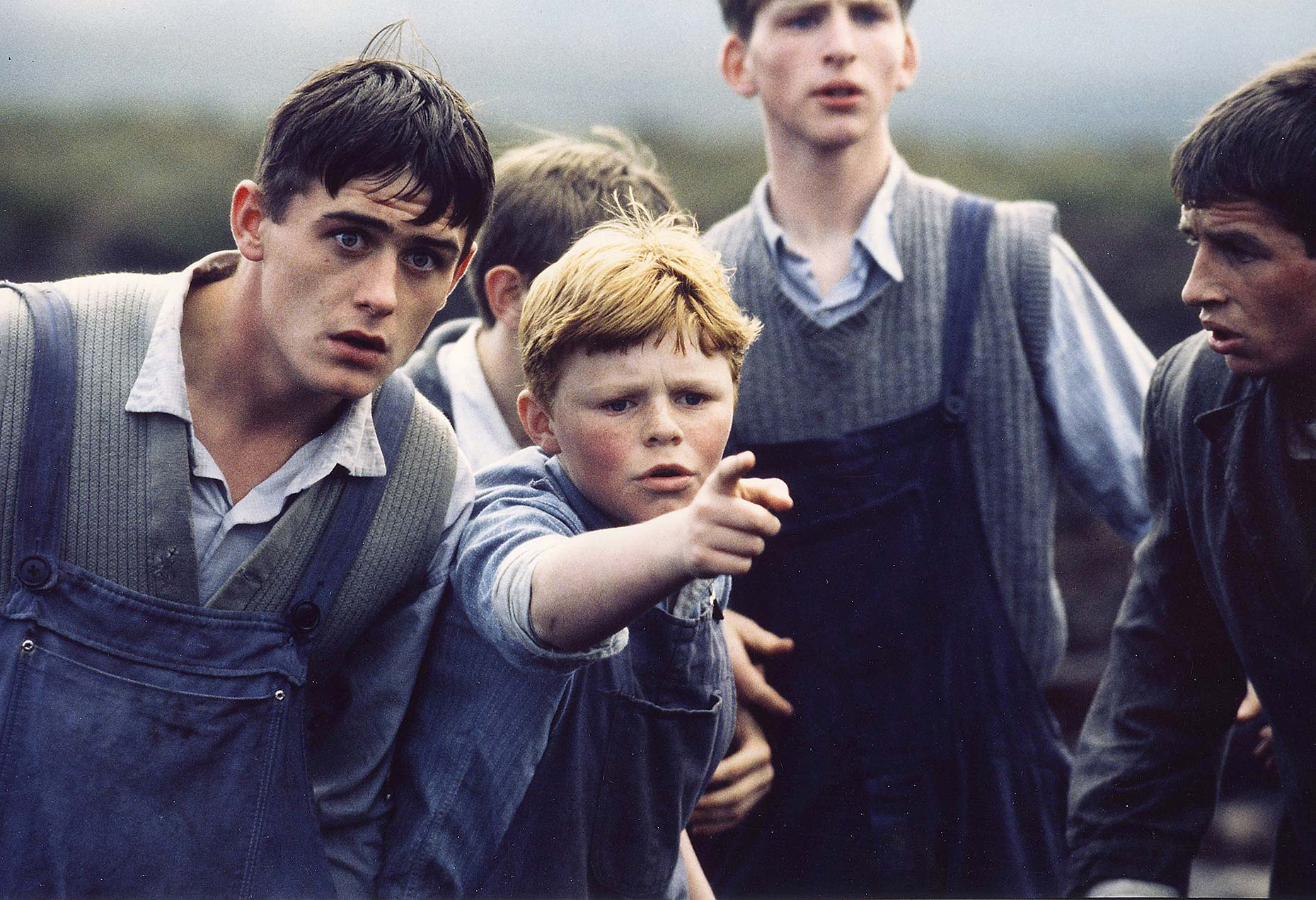 THE BUTCHER BOY : Eamonn Owens (4)