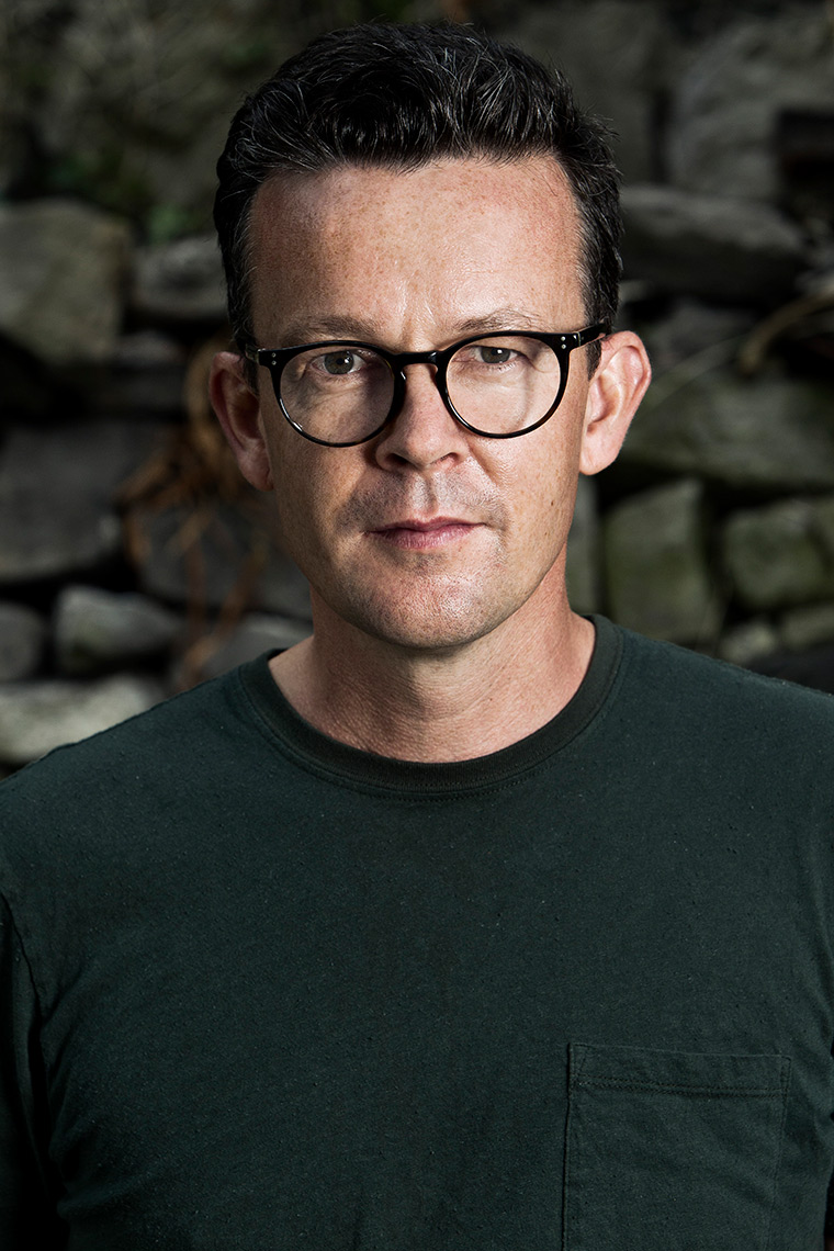 Writer Enda Walsh