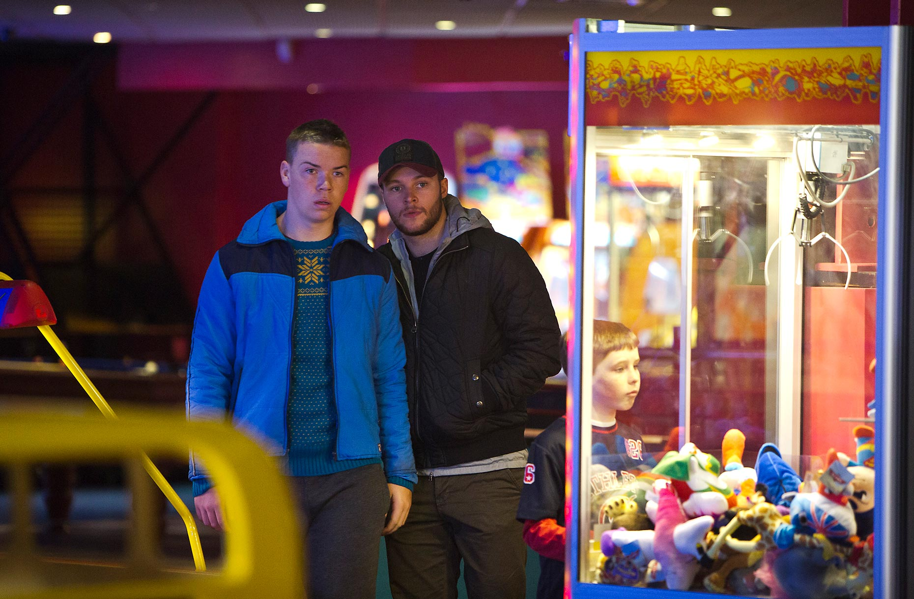 GLASSLAND Will Poulton and Jack Reynor