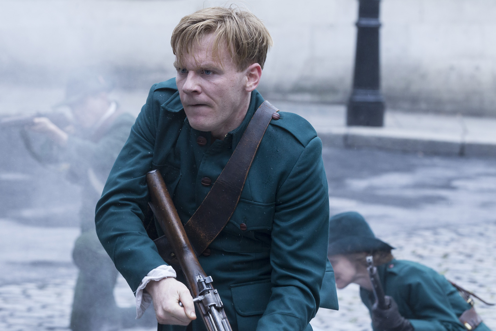 REBELLION : Brian Gleeson