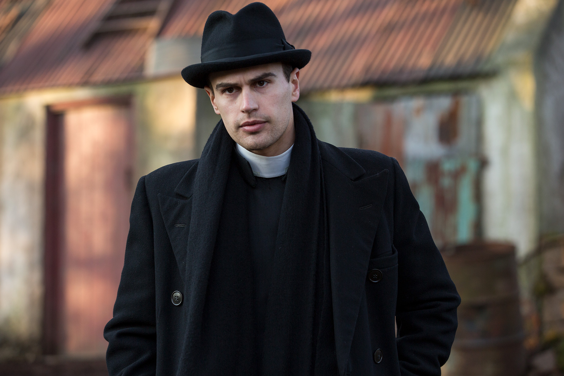 THE SECRET SCRIPTURE : Theo James